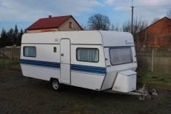 Knaus. Прицеп дача Komfort K 500 с палаткой, без пробега по РФ.