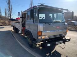 Hino Ranger. Продам эвакуатор , 6 500куб. см., 5 000кг., 4x2