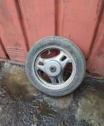 Заднее колесо на Suzuki sepia zz