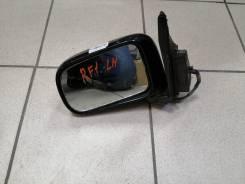 Зеркало левое Honda Step wagon RF1 черное 5-контактов