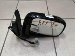 Зеркало правое Honda Step wagon RF1 черное 5-контактов