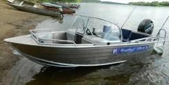 Купить лодку (катер) Wyatboat-430 DCM al
