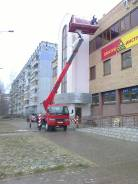 Isuzu Forward. Исузу форвард автовышка-супердек Тадано АТ-180-S, 8 200куб. см.