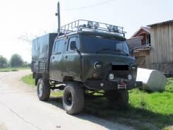 УАЗ-33094 Фермер. Продам уаз фермер, 3 000куб. см., 1 500кг., 4x4