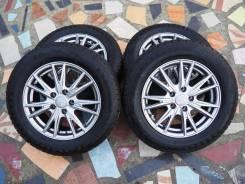 Колеса на литье Dunlop Enasave RV504 215/60R16 без пробега по РФ