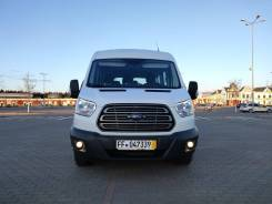 Ford Transit. Форд транзит 2015, 8 мест