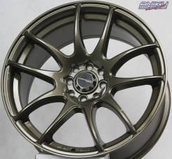 NEW! Комплект дисков Style CR-Kiwami R17 8J ET35 4*100 / 4*108 (L146)