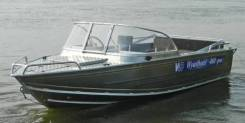 Купить лодку (катер) Wyatboat-460 Pro