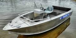 Купить лодку (катер) Wyatboat-460 C