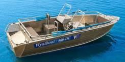 Купить лодку (катер) Wyatboat-460 DC