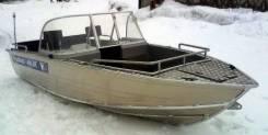 Купить лодку (катер) Wyatboat-460 DCM