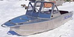 Купить лодку (катер) Wyatboat-460 DCM Pro