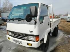Mitsubishi Fuso Canter. Продам , 1991 г/в, 4WD, 4214 куб. см, 3000кг, 4х4, 4 214куб. см., 3 000кг., 4x4