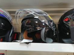 Шлема детские с очками