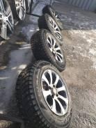 Laufenn I FIT Ice. зимние, шипованные, 2019 год, б/у, износ до 5%