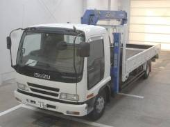 Isuzu Forward. Манипулятор, 5 200 куб. см., 3 000 кг., 4x2. Под заказ