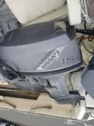 Лодч. Мотор Nissan 15л. с нога L 99г 2х. т б. п по РФ. ц50т.