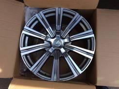 Новые диски R21 5/150 Toyota, Lexus