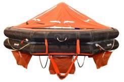 Плот спасательный Viking 25DK сбрасываемого типа