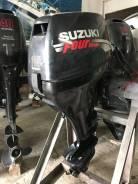 Лодочный мотор Suzuki DF 15, нога короткая S (381 мм) из Японии