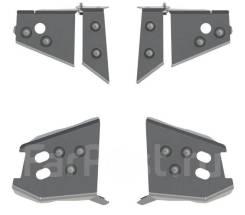 Защита рычагов для квадроцикла YAMAHA Grizzly , 550/700, 2014- 40.2451 Металлопродукция 40.2451