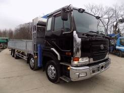 Nissan Diesel. UD 2005г с крановой установкой Tadano 504, 13 000куб. см., 10 000кг., 8x4
