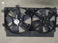 Диффузор радиатора Mitsubishi Outlander XL, Lancer X
