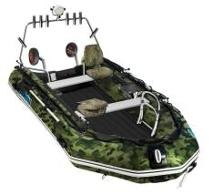 Лодка ПВХ Stormline 380 Maximum