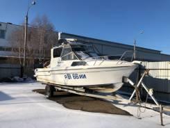 Продам моторное судно Motorized craft Yanmar FZ23-B2