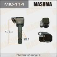 """Катушка зажигания """"Masuma"""", EJ-DE, EJ-VE, M100A MIC 114 Доставка"""