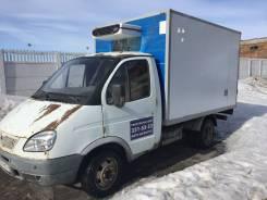 ГАЗ ГАЗель. Продается грузовик Газель рефрижератор, 2 700куб. см., 1 500кг., 4x2