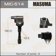"""Катушка зажигания """"Masuma"""", FIT Shuttle, GP2 MIC 514"""