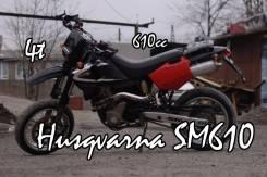 Husqvarna SM 610, 2003