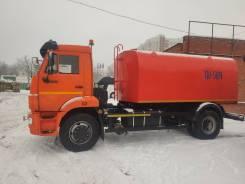 Коммаш КО-564-20. Каналопромывочная машина КО-564-20 на шасси Камаз-43253 Евро-5, 6 700куб. см. Под заказ