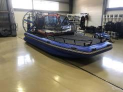Продажа водной техники аэролодка Sibex Cheater. 2020 год, длина 6,00м., 160,00л.с., бензин