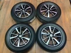 "Зимние колеса R17 для Nissan Qashqai. 7.0x17"" 5x114.30 ET45 ЦО 66,1мм."