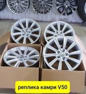 Новые диски R-18 Toyota Camry V-50, реплика.
