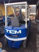 TCM. Вилочный погрузчик FVG14 N15 БЕЗ Пробега, 1 500кг., Бензиновый