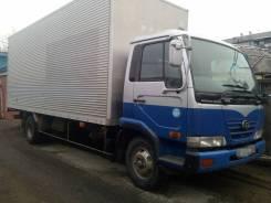 Nissan Diesel. UD 7,2л., 7 200куб. см., 4x2