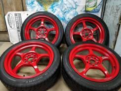 Продам Редкие Фирменные Спорт колёса RAYS Gram Lights+Лето 215/45R17