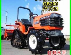 Kubota. Продам трактор GB 200. Япония. В Пути, 20 л.с.