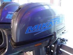 Mikatsu. 30,00л.с., 2-тактный, бензиновый, нога S (381 мм)