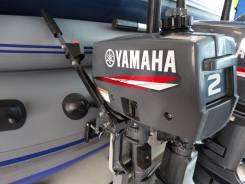 Yamaha. 2,00л.с., 2-тактный, бензиновый, нога S (381 мм), 2016 год