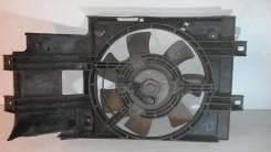 Вентилятор радиатора кондиционера. Nissan Cube, AZ10