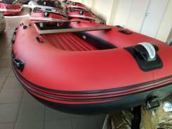 Пвх надувная лодка StormLine Trimaran Air 430