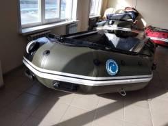 Бу надувная пвх лодка штормлайн HD Air PRO 360