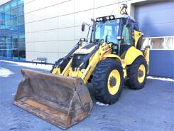 New Holland B115B, 2011