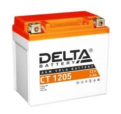 Аккумулятор Delta CT1205 емк.5 А/ч; п. т.80А