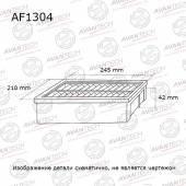 Фильтр воздушный Avantech AF1304