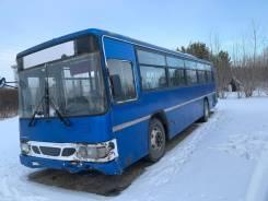 Daewoo BS106. Автобус Daewoo BS-106L, 31 место
